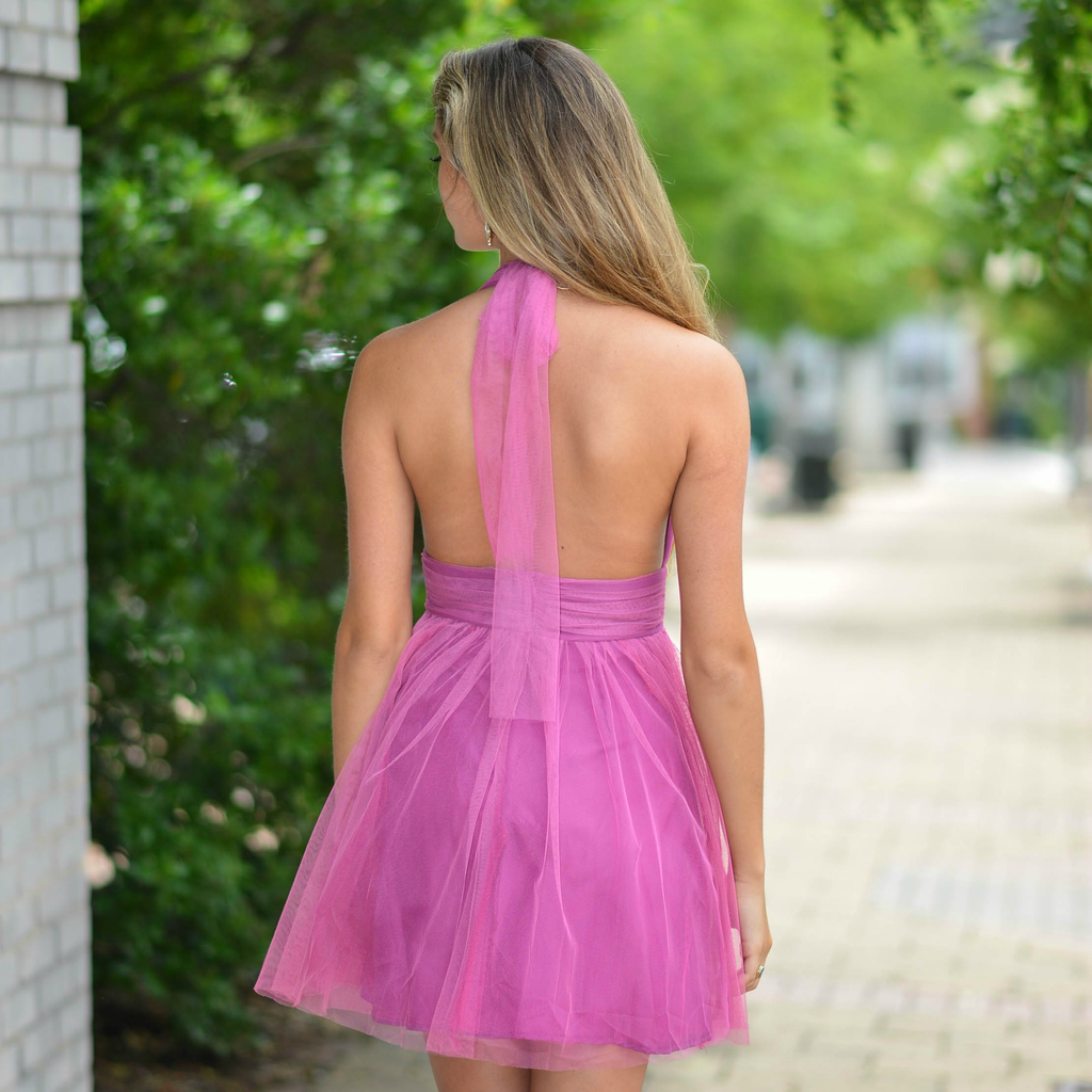 Dresses 22 Tulle Time Summer Little Pink Dress