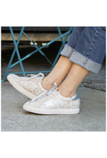 Shoes 54 Super Star Silver Snake Sneakers