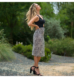 Skirts 62 Wild Side Leopard Skirt