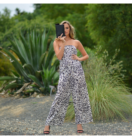 Jumpsuit Wild At Heart Leopard Jumpsuit