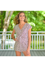 Rompers 48 Lots Of Leopard Print Romper