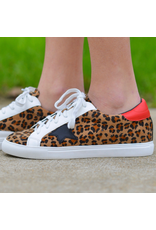 Shoes 54 You're A Star Leopard Sneakers