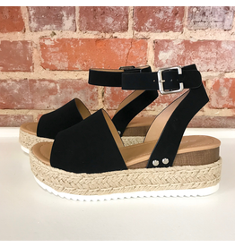 Shoes 54 Hot Topic Black Espadrilles