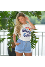 Tops 66 Good Vibes High Tides Tee