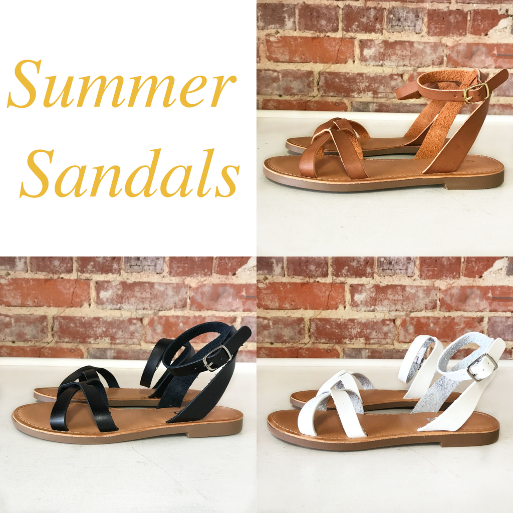 Shoes 54 Olivia Summer Sandal