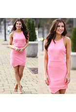 Dresses 22 Party Please Asymetrical Coral Dress