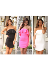 Dresses 22 Elegant Encounter Ruffle Dress