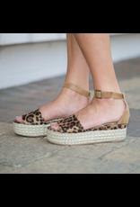 Shoes 54 Lonnie Leopard Espadrilles