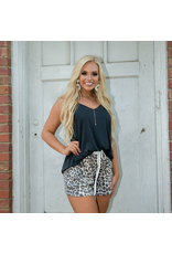 Shorts 58 Leopard Love Comfy Shorts
