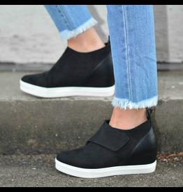 Shoes 54 Fresh Stride Black Sneakers