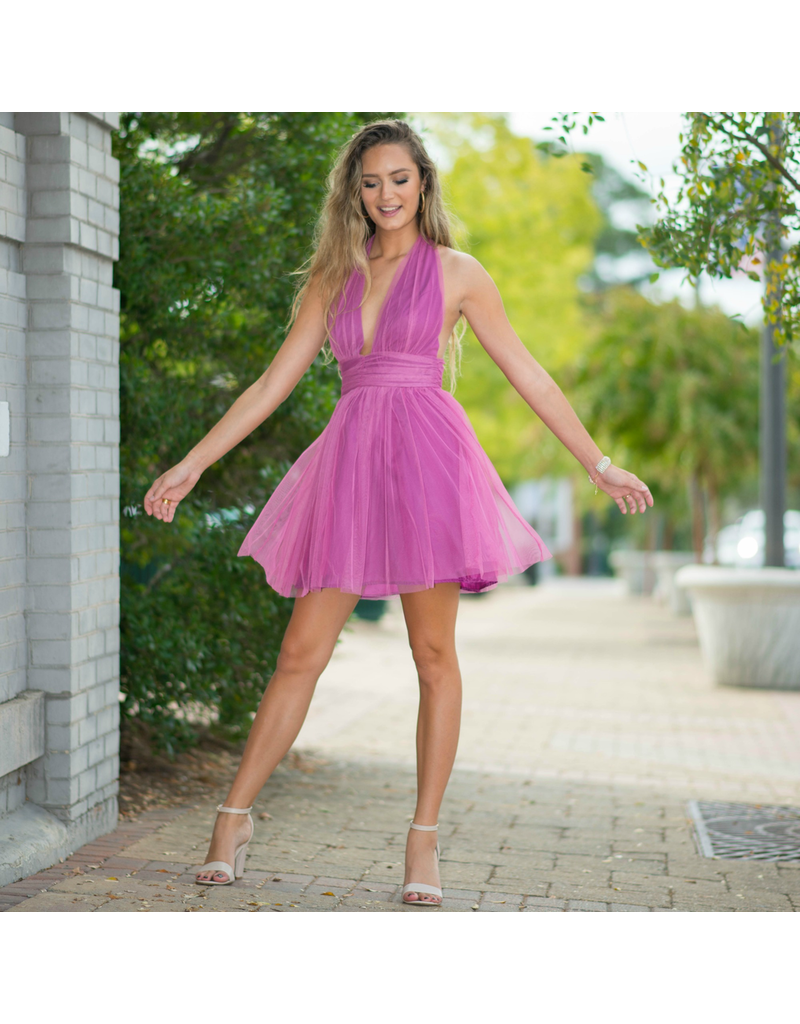 Dresses 22 Tulle Time Little Pink Dress