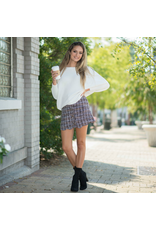 Skirts 62 Fall Plaid Button Front Skirt