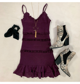 Dresses 22 How About Now Plum Dress