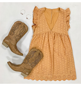 Rompers 48 Baby Doll Honey Eyelet Romper
