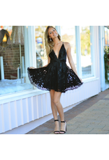 Dresses 22 Tulle Occasion Black Formal Dress