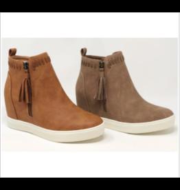 Shoes 54 Walk On Wedgie Sneaker