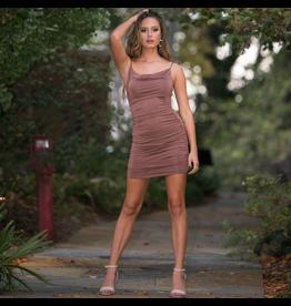 Dresses 22 Dreams Come True Bronze Dress