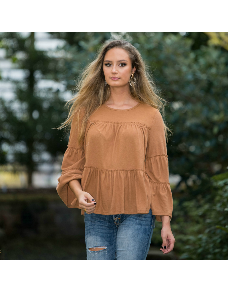 Tops 66 Fall Essential Baby Doll Top