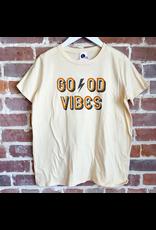 Tops 66 Good Vibes Fall Tee