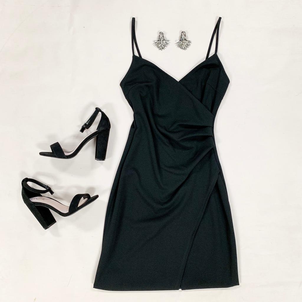 Dresses 22 Dreams Come True Black Dress