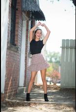 Skirts 62 Spot On Mocha Skirt