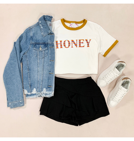 Tops 66 Honey Tee