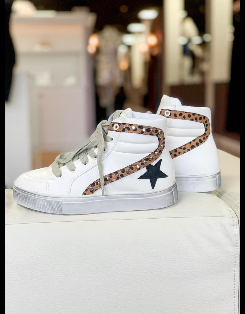Shoes 54 White Star Sneaker