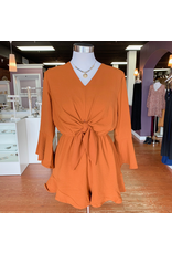 Rompers 48 Hello Pumpkin Fall Romper