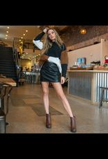 Skirts 62 Black Leather Skirt