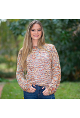 Tops 66 Spice Multi Fall Sweater