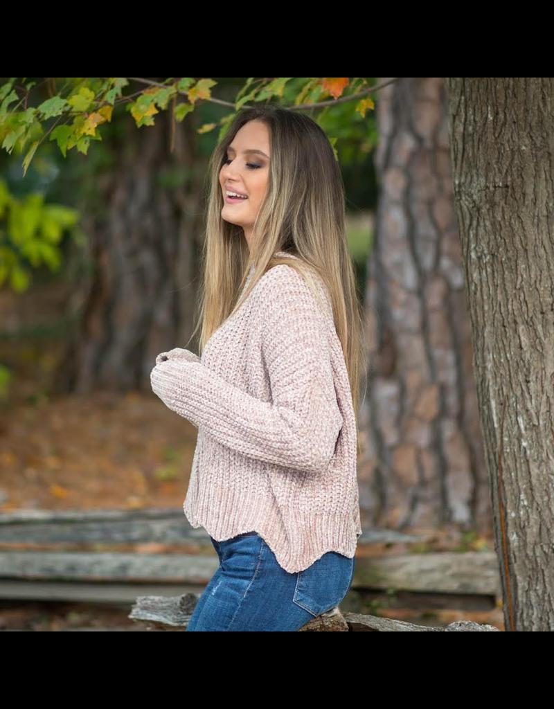 Tops 66 Chenille Dream Sweater