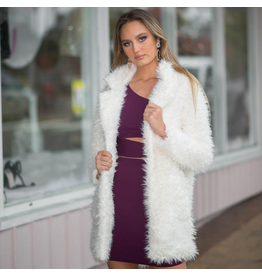 Outerwear Fun and Fluffy Winter Coat
