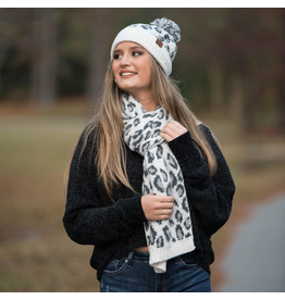Accessories 10 Leopard Scarf