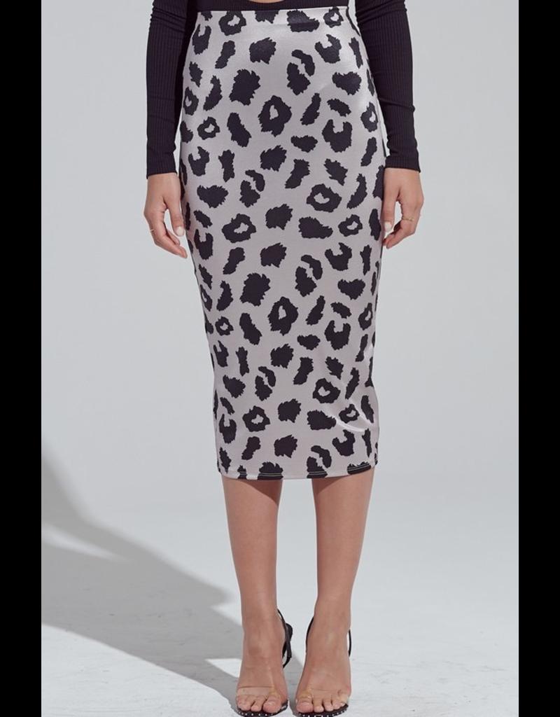 Skirts 62 Leopard Midi Pencil Skirt