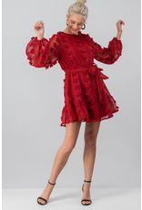Dresses 22 Holiday Fun Pom Pom Dress