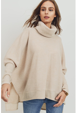 Tops 66 Cowl Neck Tunic Sweater