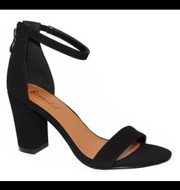 Default Black Essential Heels