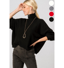 Tops 66 Oh So Soft Turtle Neck Sweater