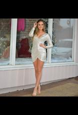 Dresses 22 Sparkle and Gleam Long Sleeve Dress