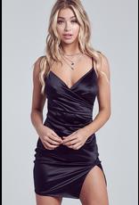 Dresses 22 Satin Semi Formal Dress