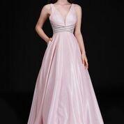 Dresses 22 A Vision Pink Formal Dress