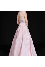 Dresses 22 A Vision Pink Formal Dress