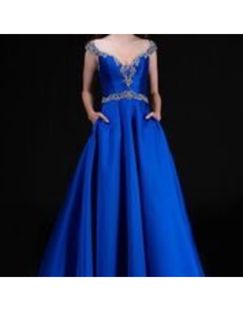 Dresses 22 Smitten Royal Blue Formal Dress