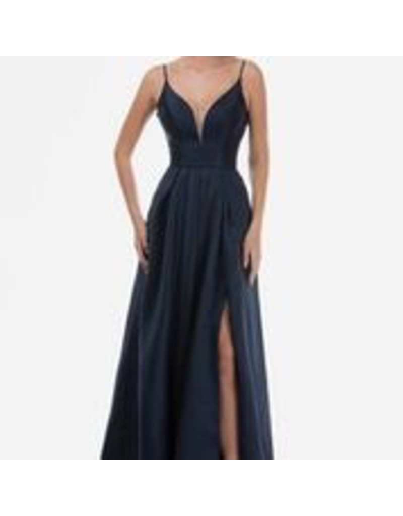 Dresses 22 Dreams Do Come True Navy Formal Dress