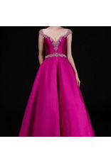 Dresses 22 Smitten Fuchsia Formal Dress