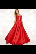 Formalwear Jovani Take My Breath Red Formal Dress