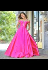 Formalwear Jovani Take My Breath Pink Formal Dress
