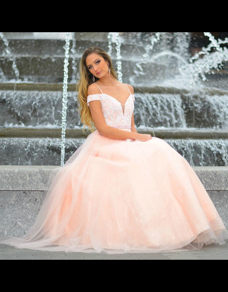 Formalwear My Enchanted Moment Blush Formal Dress