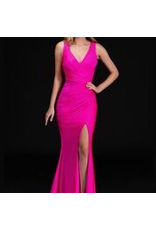 Dresses 22 Party Please Hot Pink Formal Dress