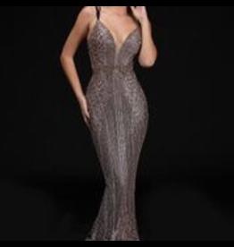 Dresses 22 Head Turner Black/Rose Gold Formal Dress